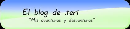 El blog de .teri