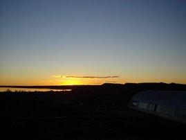 Después de un atardecer...Siempre sale el sol...esperando un amanecer...