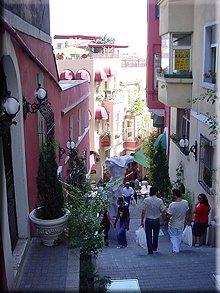 Barrio francés / Calle Argelia