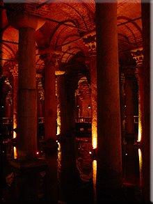 Cisterna bizatina