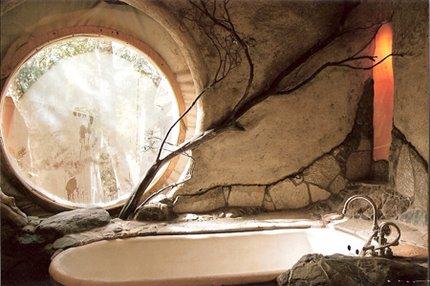 Organic Healing Tub