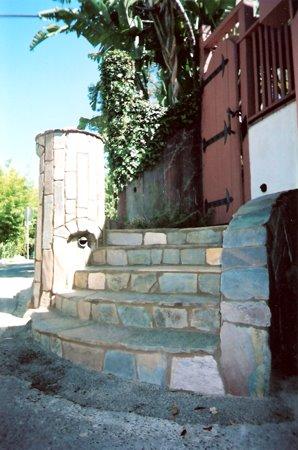 Medevil Stone Entrance