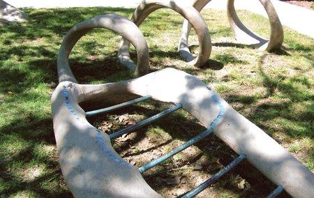 Hubbell Sculpture Garden Spiral