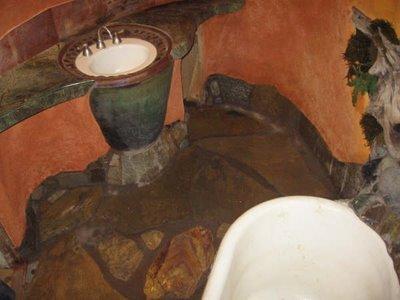 Dome Organic Bathroom