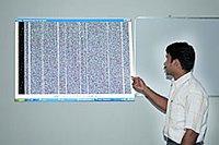 Sainul Abideen explains the features of his Rainbow Technology
