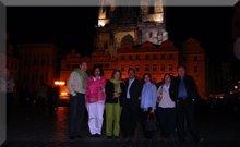 Praga <> Plaza del Reloj