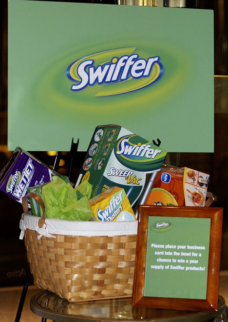 The Swiffer Grand Prize