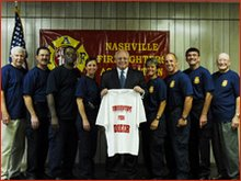 Nashville Firefighters