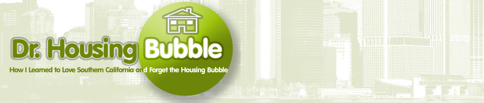 Doctor Housing Bubble Blog