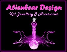 Alienbear Kid Design