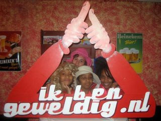 Ik ben geweldig-jongeren bij het Kidswise evenement
