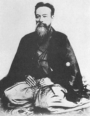 Yamaoka Tesshu
