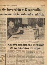 SOJA, INVESTIGACIÓN Y PUBLICACIÓN DE MANUALES
