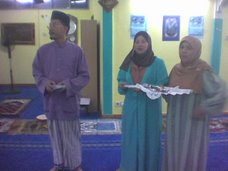 Amali Muslim(Peringkat SSBJ)