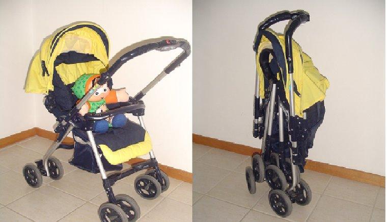 CARRINHO IMPORTADO BABY BY