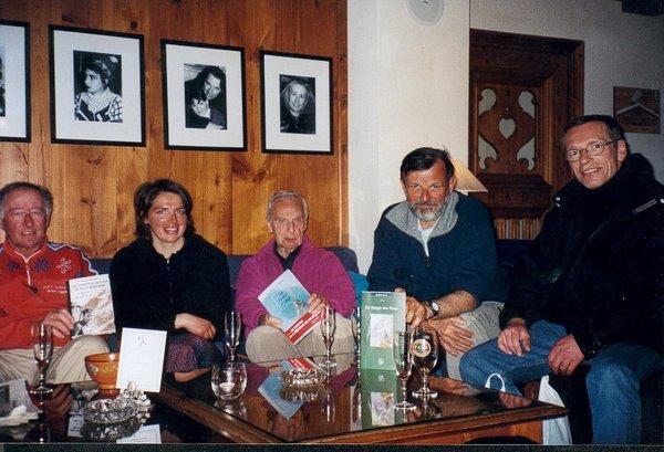 "Ravanel, Desorbay & Grévoz à ""La Savoyarde"