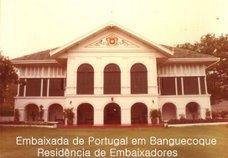 Residência de Embaixadores de Portugal em Banguecoque