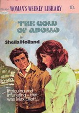 The Gold of Apollo (Woman's Weekly Library 1976) and Robert Hale (hardback, 1976)