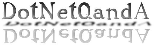 .Net Common Definitions,Q and A,Hacks
