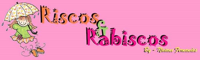 Riscos & Rabiscos By Niciane Fernandes