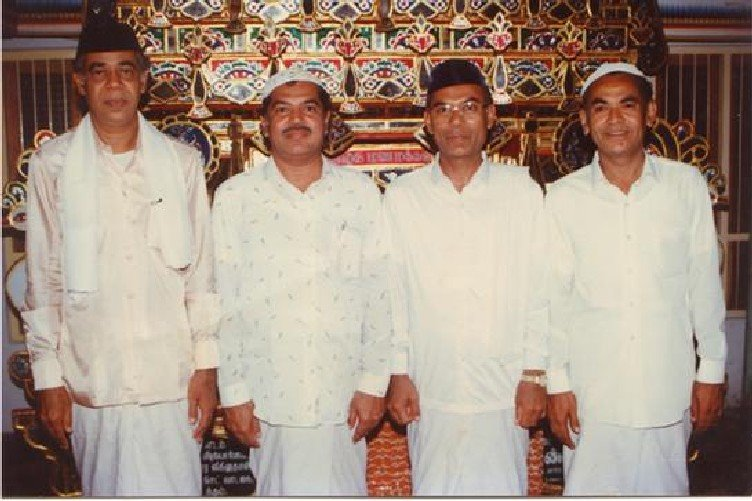 Ex. Muthawally M.M. Nather Shahib Maricar & Brothers