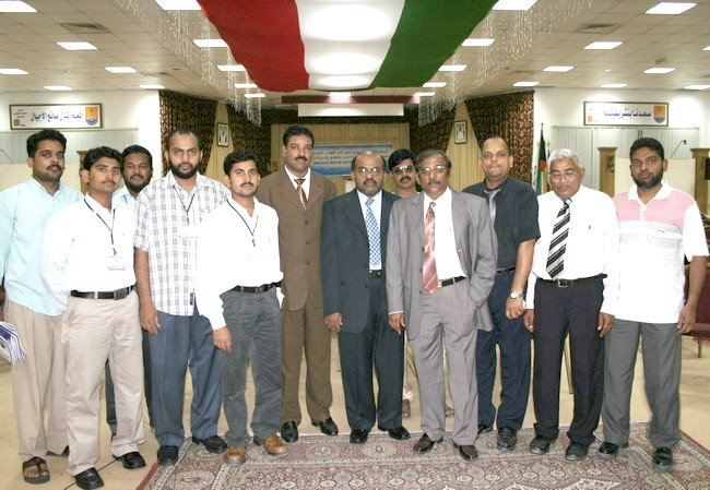 T.M.C.A held it's customary Grand Iftar Function on Friday 13 October 2006 at Kuwait