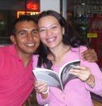 Libreros de la Librería del Sur de Maracay