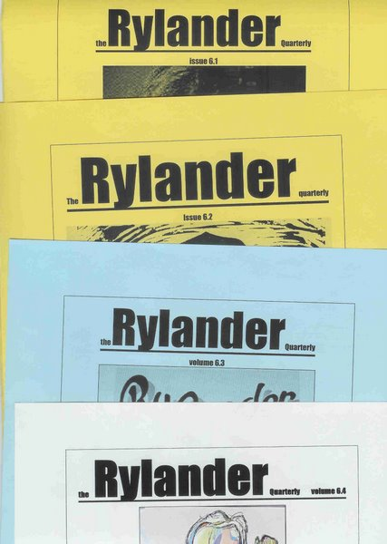 RYLANDER 6th edition