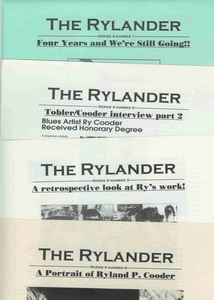RYLANDER 4th edition