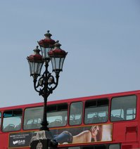 Watching the world go by from the London bus of life