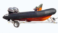 Small Leisure & Rescue Boats