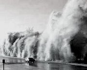 Horrifying images...When the Indian ocean erupted