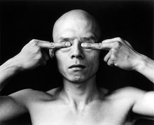 zhang huan 1998
