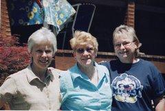 Me, Aunt Rita and Aunt Judi