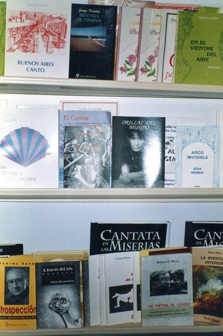 Feria del Libro. Predio Alcorta.