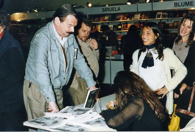 Feria del Libro. Predio de Alcorta.