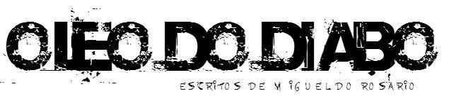 Oleo do Diabo