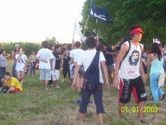 Campamento de Gualeguaychu
