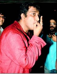 anurag basu at utv party on 14th july 2007