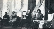 Ao 1971, acto pblico del Partido Socialista de la Izquierda Nacional