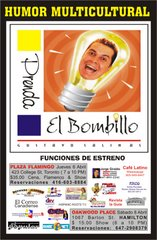 EL BOMBILLO SE PRENDIO OFICIALMENTE EN EL 2006