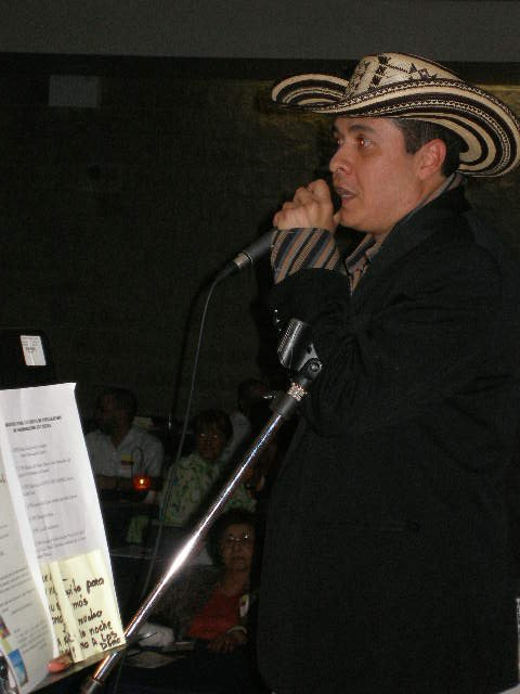 EL BOMBILLO QUE CANTA!!!
