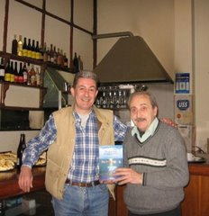 Pepe Muñoz Azpiri y Osvaldo Vergara Bertiche