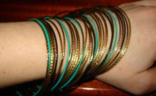 Massa tunna armband