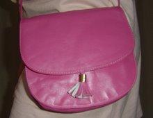 Rosa väskan