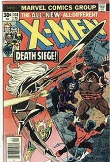 Una portada de Patrulla X [http://www.davecockrum.net/]