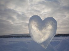 Coeur de glace ...