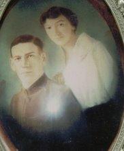 Grandpa Max & Grandma Minna Bratten