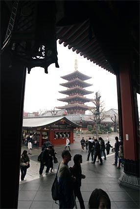 Sensoji Temple-Asakusa