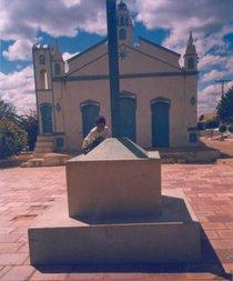 Uibaí - Igreja Velha, ano 1888